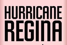 Hurricane Regina / Images to accompany my novel Hurricane Regina.