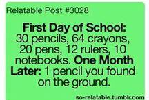 school stuff