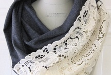 Get Crafty: Fabric Stuff / by Megan Reed