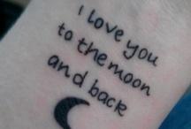 Tattoos  / by Zoe Vogel
