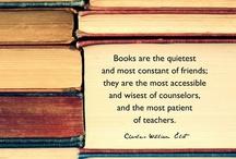 Books... / by Michelle Ashdown