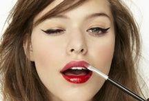 make up; / by Livia Cristina