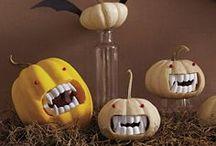 Halloween Decor & Food  / by Sarah Lane
