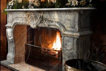 ~Fireplaces~ / by Denise Eldridge
