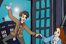 Just the Doctor / Doctor Who / by Mary Kathryn Male