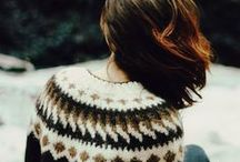 n o r d i c  k n i t t i n g / fair-isle and traditional knitting