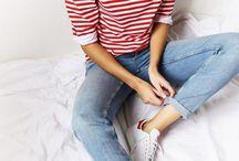 Automne Printemps Style / Idées pour mes tenues