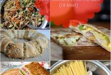 Main Dishes / Scrumptious looking main dishes!