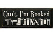 I'm A Book Nerd / by Katie Tinney