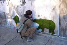 Street Art | Seen on the street / by Itziar San Vicente