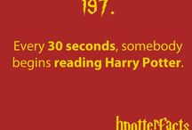 Harry Potter...ya I went there / by Katie Tinney