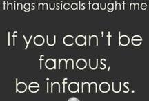 Musicals / by Katie Tinney