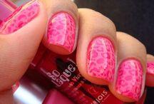 Fancy Nails / by Katie Tinney