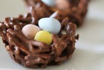 Easter / Everything Easter: crafts, decor, recipes.