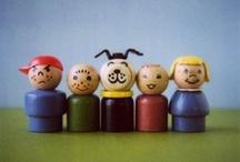 Classic Toys / by Verna Gene Werlla