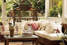 i lovve outdoor living / by Dena H.E.