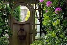 i lovve doors & other portals / by Dena H.E.