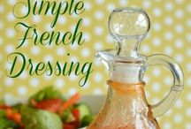 Sauces & Dressings / by Amy May