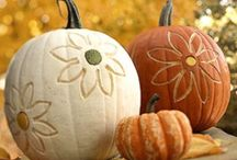 Fall decor / by Julie Napoli