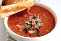 i lovve food>soups / by Dena H.E.