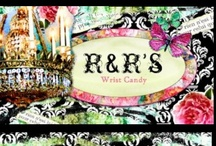 R&R's WristCandy / I love jewelry and I love making it! Visit me and my sister's shop! Great prices and great pieces to add to your jewelry box www.etsy.com/shop/randrswristcandy