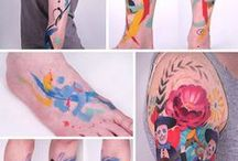 Tattoo Ideas and Inspirations