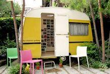 Garden Ideas / Outdoor prettiness