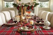 Party Themes - Traditional Christmas Party