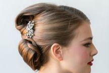 Wedding: Hairstyles / by Dianne J