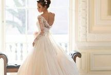 Wedding: Gowns, Dresses & Accessories / by Dianne J