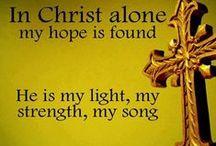 Loving God, Following Christ / by Lisa Jeanne Jones