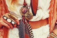 Hippies, Gypsies and Bohemian Fashion! / by Natalya Lainhart