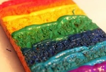 Rainbows / by BabbaCo by Jessica Kim