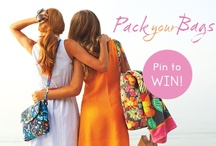 Vera Bradley Pack Your Bags {Oh Tennessee Land}