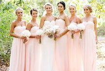 Wedding: Bridesmaid / by Dianne J