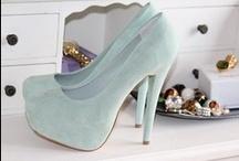 Shoe Shopping  / by Alisha Newall