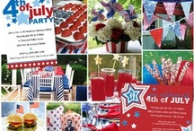 4th of July and Flag Celebrations