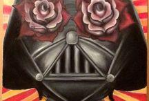 Kristin Lopez Oil Paintings / by Kristin Lopez