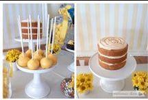 Mesas dulces / Mesas dulces. Candy bar. Dessert tables.
