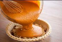 I LOVE PUMPKIN PIE / Pumpkin Pie is my favorite!