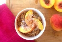Clean Eating: breakfast / Breakfast dishes from all over the internet to help you on your clean eating journey!