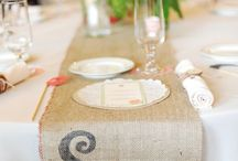 Table decor / by Julie Napoli