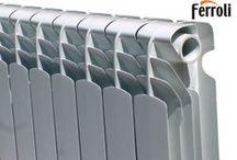 Alumīnija apkures radiatori | AKOLAT Būvmateriālu interneta veikals