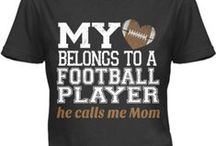 Football Mom / by Amy Stahl