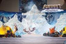 Everest VBS 2015 / Ideas for Group VBS's Everest Easy VBS at PHCC / by Amy Stahl