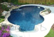 Pool Ideas / One day, we will have a pool in our backyard