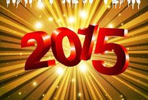 2015 New Year / New beginnings / by Dena H.E.