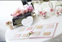 Details From Wedding Scenario / Ogni singolo dettaglio creato appositamente per il tuo giorno speciale!