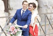 Marriage Proposal / La proposta di matrimonio che ogni donna sogna!