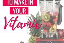 Vitamix and Blender Recipes